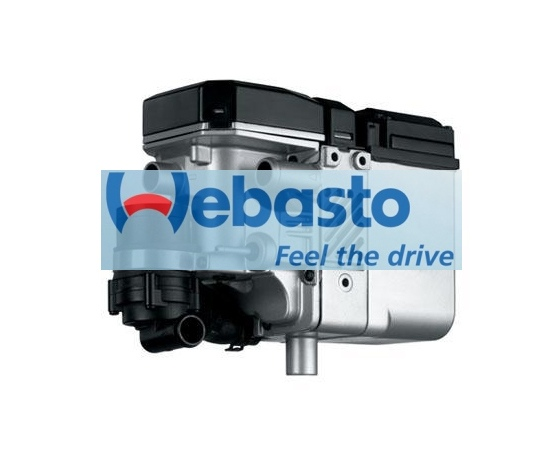 Предпусковые подогреватели Webasto