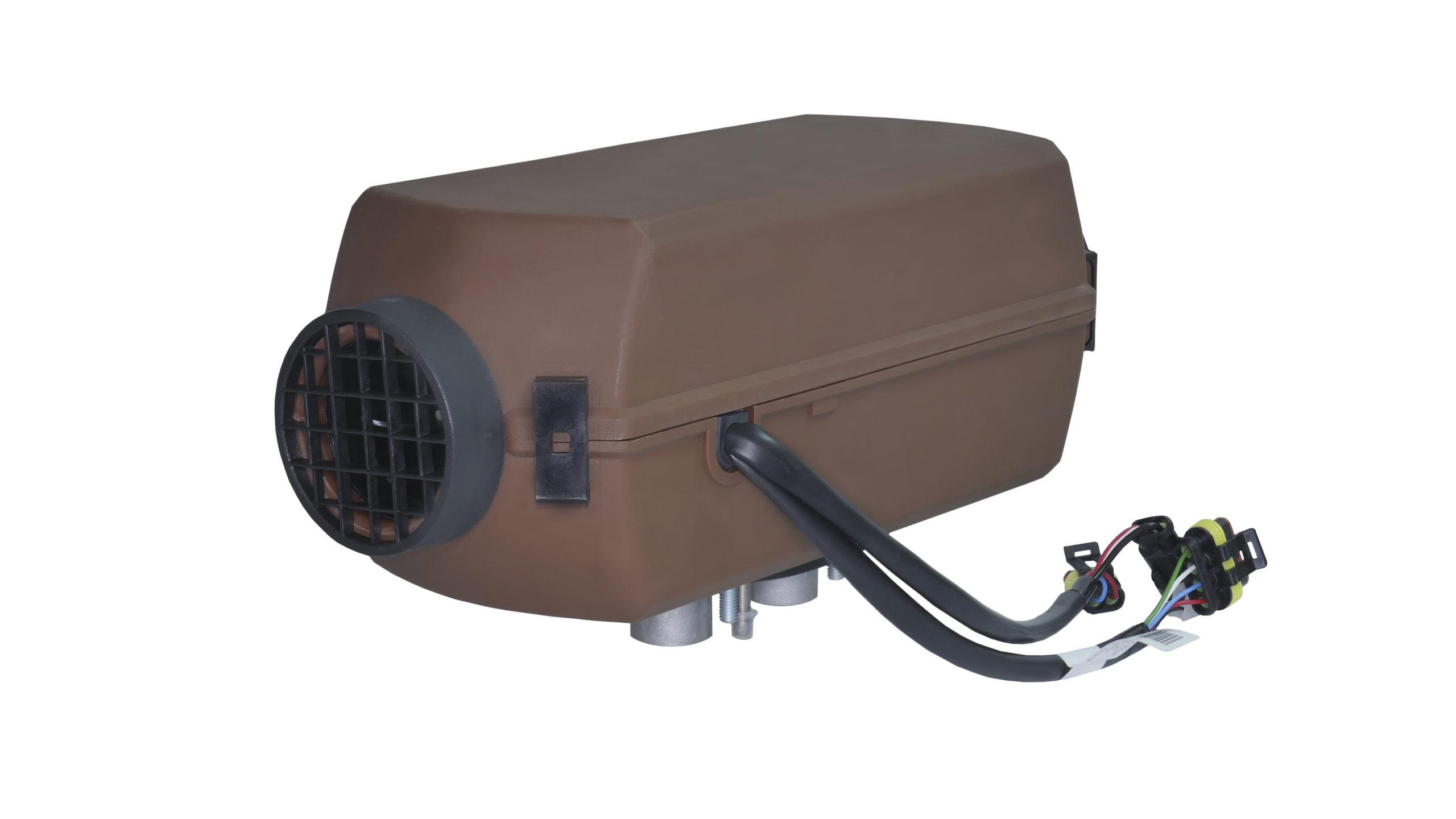 Автономный  воздушный отопитель СПУТНИК-2Д-12 В  2кВт